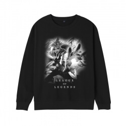 LOL Ezreal Sweatshirt League of Legends Yuumi Sett Hoodie