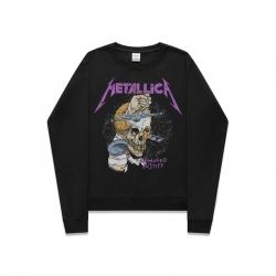 <p>Metallica Hoodies Rock Quality Tops</p>