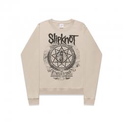 <p>Slipknot Tops Rock Personalised Hoodies</p>