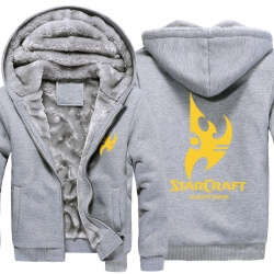 <p>Winter Warm Hoodies Starcraft 2 Zealot</p>