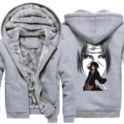 Naruto Uchiha Itachi Winter Warm Hoodies