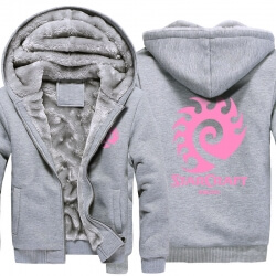 <p>Starcraft 2 Zerg Thick Hoodies For Winter</p>