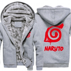 <p>Naruto Hatake Kakashi Thick Hoodies For Winter</p>