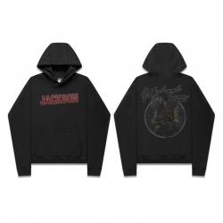 <p>Personalised Hoodie Michael Jackson Hooded Jacket</p>