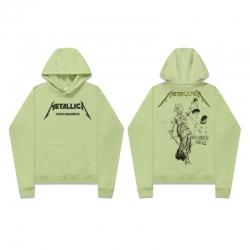 <p>Metallica hooded sweatshirt Rock Cotton Sweatshirt</p>