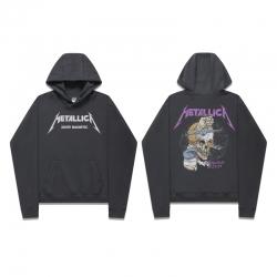 <p>Music Metallica Hoodies Quality hooded sweatshirt</p>