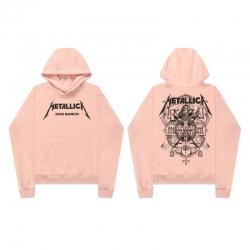 <p>Metallica Jacket Rock Personalised Hoodie</p>