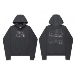 <p>Cotton Coat Rock Pink Floyd Hoodies</p>