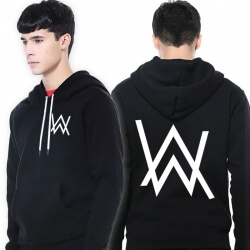 Alan Walker Faded Pullover Hoodie for Men