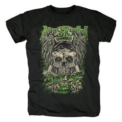 Alestorm Band T-Shirt Uk Metal Rock Tshirts