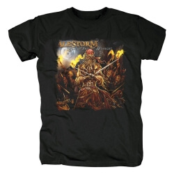 Alestorm Tees Uk Hard Rock T-Shirt
