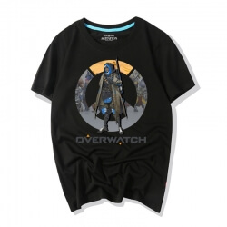 Ana Graphic Tees Overwatch Hero Tshirt