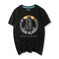 Ana Graphic Tees Overwatch Hero Tshirt
