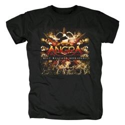 Angra T-Shirt Brazil Metal Tshirts