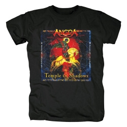 Angra Temple Of Shadows Tshirts Brazil Metal T-Shirt