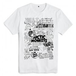 Arctic Monkeys Tshirts Rock Band T-Shirt