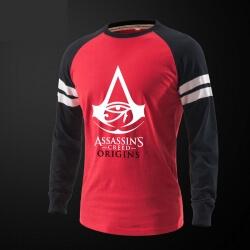 Assassin's Creed Origins Tshirt Long Sleeve Black Tee