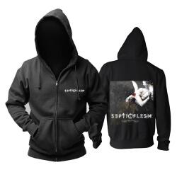 Avulsed Gorespattered Suicide Hoodie Spain Metal Music Sweatshirts
