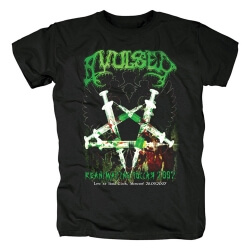 Avulsed T-Shirt Spain Metal Shirts