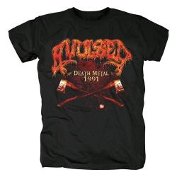Avulsed T-Shirt Spain Metal Tshirts
