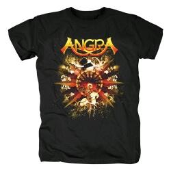 Awesome Angra T-Shirt Brazil Metal Rock Shirts