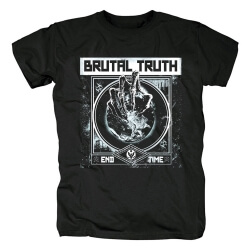 Awesome Brutal Truth T-Shirt Metal Band Shirts