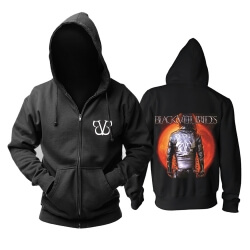 Awesome Bvb Rebel Yell Hoodie Hard Rock Band Sweat Shirt