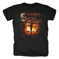 Awesome Bvb Vale T-Shirt Hard Rock Band Graphic Tees