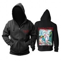 Awesome Cannibal Corpse Bloodthirst Hoodie Metal Rock Sweatshirts