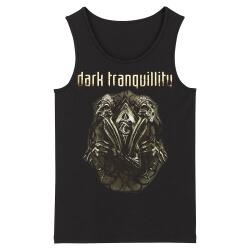 Awesome Dark Tranquillity Sleeveless Tee Shirts Sweden Metal Rock Tank Tops
