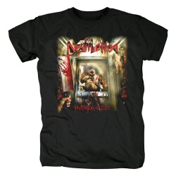 Awesome Destruction Inventor Of Evil T-Shirt Metal Band Graphic Tees