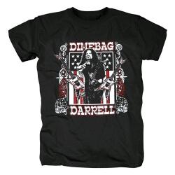 Awesome Dimebag Darrell T-Shirt Metal Punk Rock Shirts