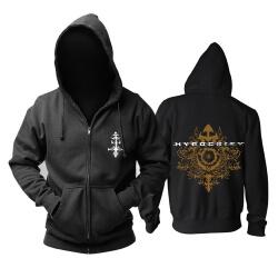 Awesome Hypocrisy Hoodie Sweden Metal Punk Band Sweatshirts