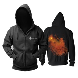 Awesome Insomnium Hoody Finland Metal Rock Band Hoodie