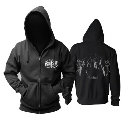 Awesome Marduk Hoodie Metal Music Sweat Shirt