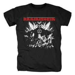 B Stage Tee Shirts Germany Metal Rock T-Shirt