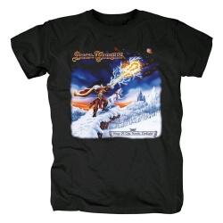 Band Luca Turilli T-Shirt Metal Shirts