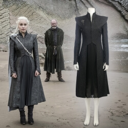Game Of Thrones Khaleesi Costume Women Daenerys Targaryen Cosplay Costume Halloween Costumes