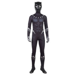 Quality Marvel Black Panther Cosplay Costume