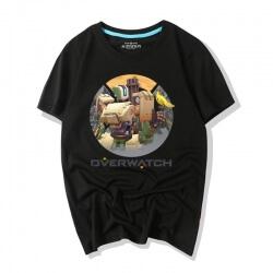 Bastion Tee Overwatch Shirt