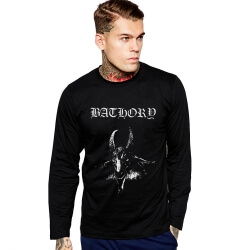 Bathory Long Sleeve T-Shirt for Mens