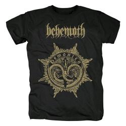 Behemoth Band Demonica Tees Black Metal T-Shirt