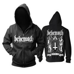 Behemoth Hoody Metal Music Hoodie