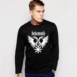 Behemoth Rock Long Sleeve Tshirt