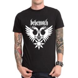 Behemoth Rock T-Shirt Polish Black Metal Band Tee