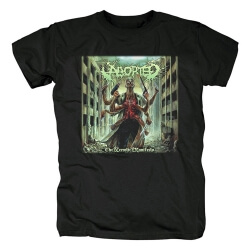 Belgium Metal Tees Aborted The Archaic Abattoir T-Shirt