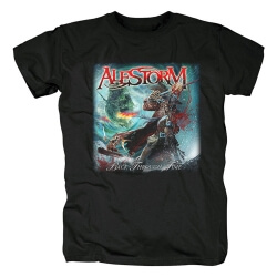 Best Alestorm True Scottish Pirate Metal Tshirts Uk Metal Rock T-Shirt