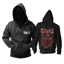 Best Carnifex Hooded Sweatshirts Metal Music Band Hoodie