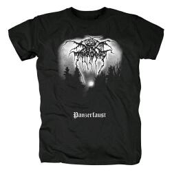 Best Darkthrone Panzerfaust Tee Shirts Black Metal T-Shirt