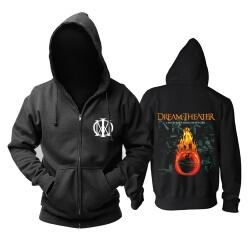 Best Dream Theater Hoodie Metal Punk Rock Band Sweatshirts